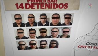 Liberan Detenidos Narcomenudeo Condesa CDMX