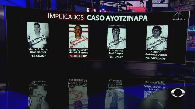 Liberan Cuatro Detenidos Caso Iguala Guerrero
