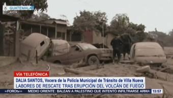 Lista Requerimientos Damnificados Guatemala