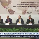 Llegan México Votos Desde Extranjero Elecciones