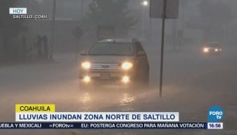 Llueve en Aguascalientes, Oaxaca, Guanajuato y