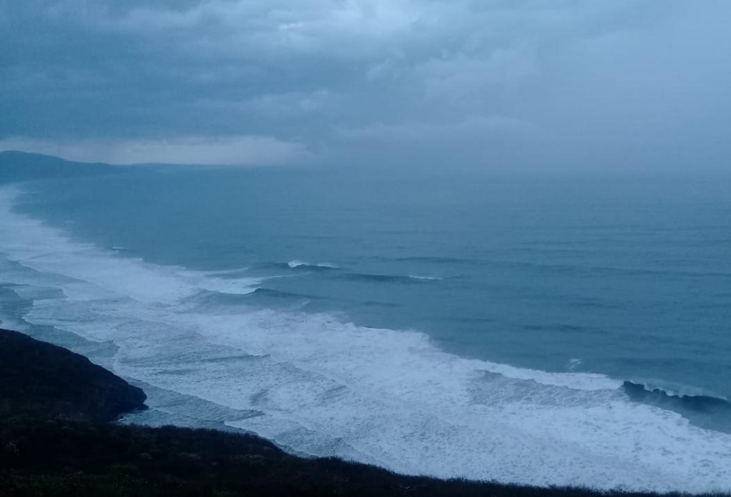 SMN: Se mantiene pronóstico de lluvia por 'Bud' en gran parte de México