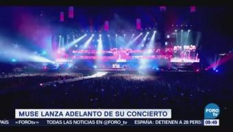 Muse Publica Adelanto Película Sobre Conciertos