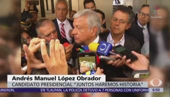 López Obrador se reúne con integrantes del Consejo Mexicano de Negocios