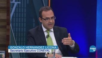 Alebrijes Entrevistan Gonzalo Hernández Licona Coneval