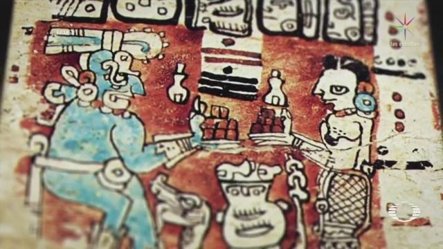 Los Mayas utilizaban el cacao como