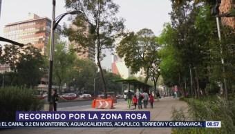 Los rincones de la Zona Rosa, en la CDMX
