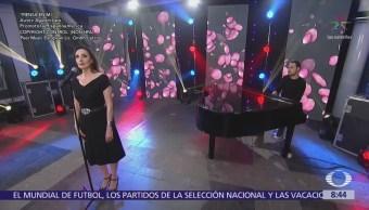 Luz Casal presenta su nuevo álbum 'Que Corra El Aire'