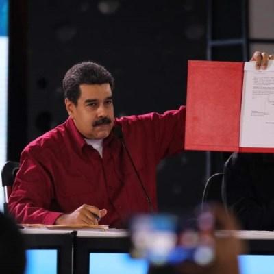 Maduro sube el salario mínimo a 65 dólares mensuales en Venezuela