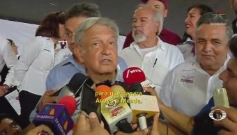 AMLO Inicia Cierres Estatales Campaña Elecciones