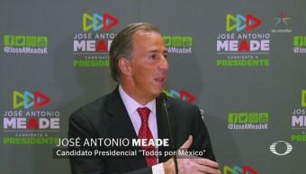 Inaceptable Candidatura Anaya Meade Elecciones