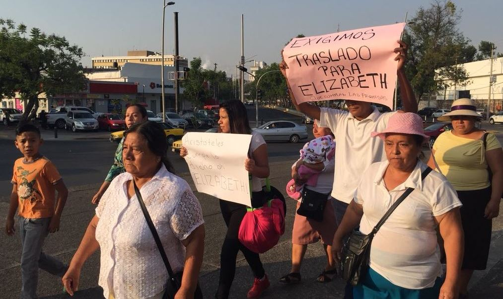 familiares mama tadeo exigen agilizar su traslado texas