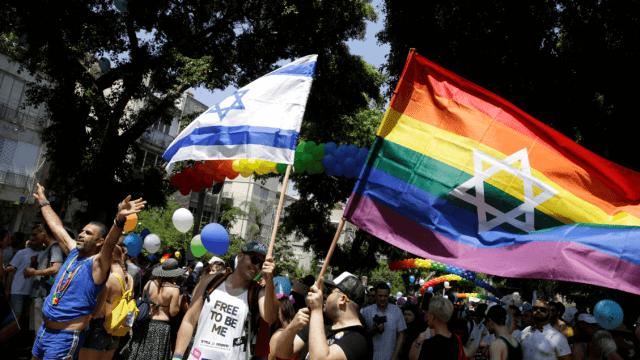 Tel Aviv, orgullosa de su masivo desfile LGTB
