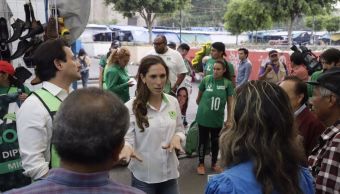 mariana boy se compromete suministrar pipas agua gratuitas iztapalapa