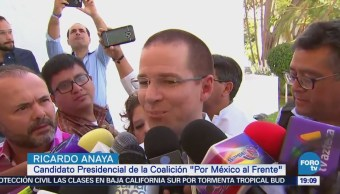 Ricardo Anaya Se Reunió Mujeres Yucatán