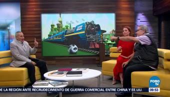 Matutino Express del 25 de junio con Esteban Arce (Parte 2)