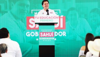 Mauricio Sahuí presentó programa Seguir estudiante