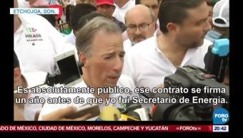 Meade Rechaza Vínculos Contratos Odebrecht Corrupción