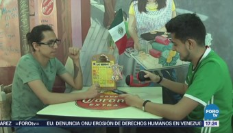 Mexicanos en España están listos para