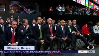 México, primer país en organizar tres Copas del Mundo