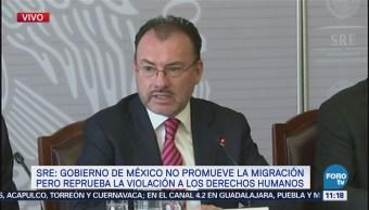 México condena endurecimiento de política migratoria de Estados Unidos