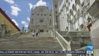México Sobre Ruedas Conozca Pintorescas Calles Guanajuato