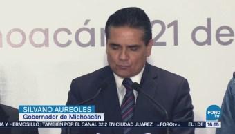 Michoacán refuerza vigilancia para candidatos