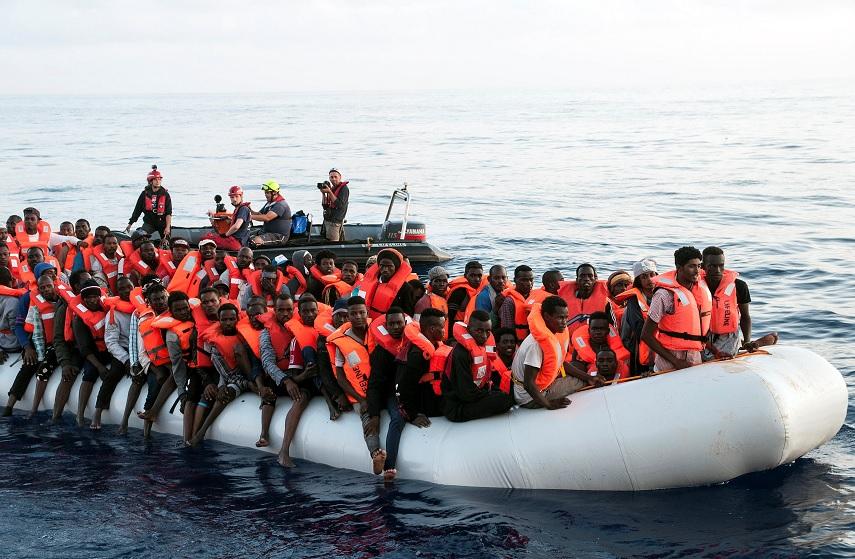 La migración, un reto para la comunidad internacional
