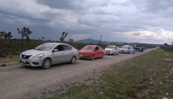 Rescatan a 18 guatemaltecos en Saltillo, Coahuila
