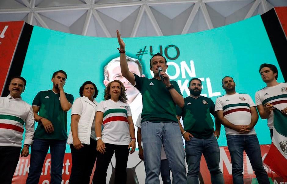 Mikel Arriola aseguró que ganará elección a Morena