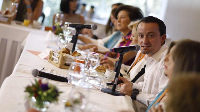 Arriola se reúne con mujeres líderes de la Ciudad de México