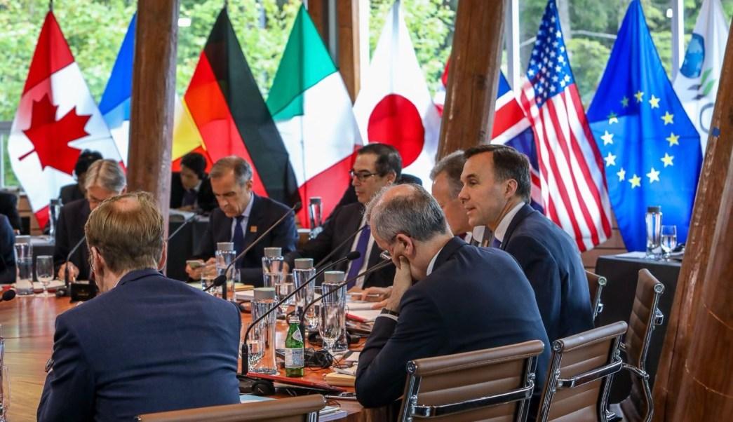 G7 transmite a EU su 'preocupación' por aranceles