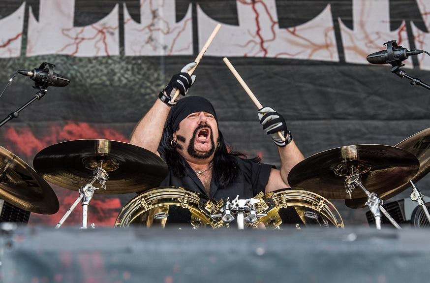 Muere el baterista de Pantera Vinnie Paul a los 54 años