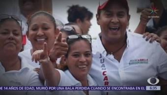 Muere la candidata del PRI para alcaldía de Isla Mujeres