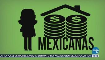 Mujeres Mexicanas Realizan Más Compra Vivienda