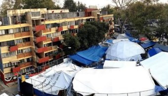 Damnificados piden presencia en sesión del miércoles