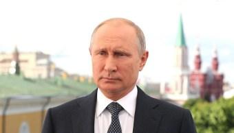 Putin da bienvenida al mundial Rusia 2018