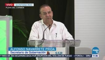 Navarrete Prida participa en conferencia de