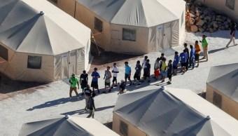 Permanente rechaza trato de Trump a niños migrantes