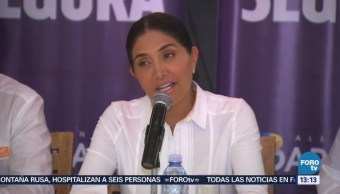 Barrales Firma Compromisos Seguridad Tlalpan Álvaro Obregón