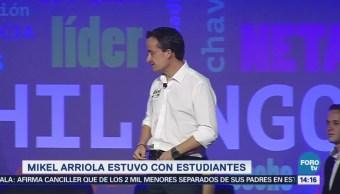 Mikel Arriola Reforzará Denuncia Para Combatir Corrupción