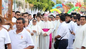 cuarta caminata paz cuernavaca diocesis santuario