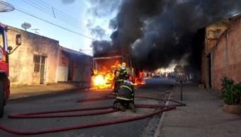 Ola violencia afecta 16 ciudades brasileñas