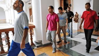 Tribunal Supremo venezolano ordena excarcelar a 39 opositores
