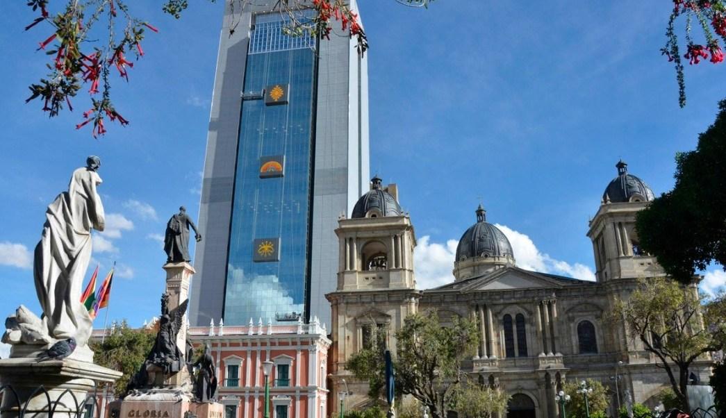 Evo Morales estrenará lujoso palacio presidencial de 34 mdd