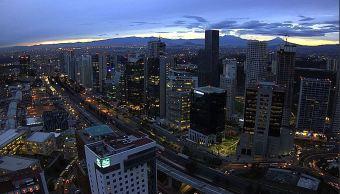 Pronostican lluvias y posible caída de granizo en la Ciudad de México