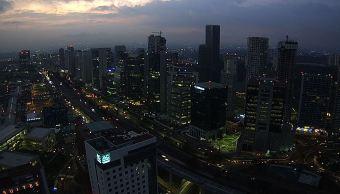 Prevén lluvia y posible caída de granizo en la Ciudad de México