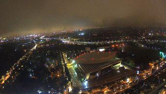 Seguirán las lluvias con caída de granizo en la Ciudad de México