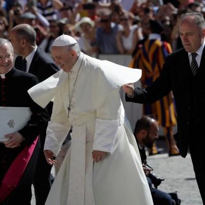 Papa Francisco acepta renuncias de obispos chilenos de Rancagua y Talca