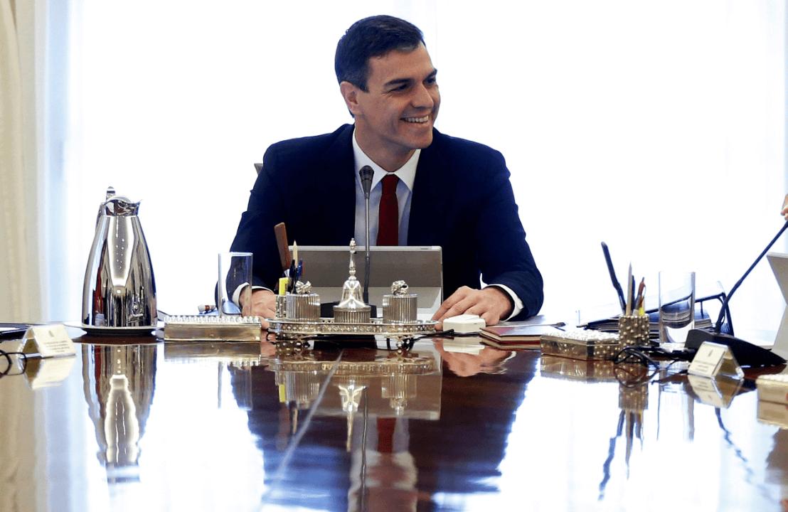 Presidentes de Espana y Cataluna dialogan por teléfono